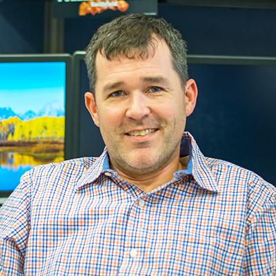 Principal Engineer Kyle Swenson