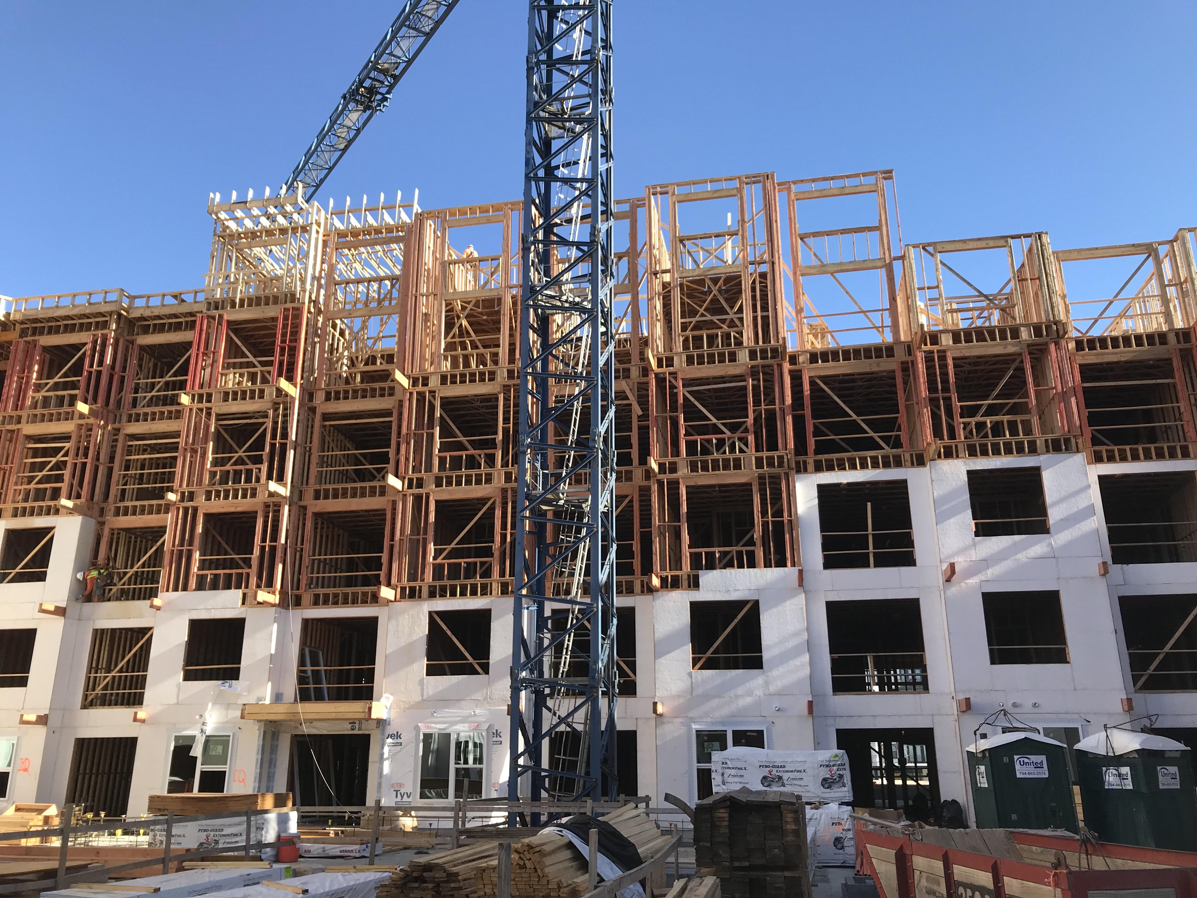 Bainbridge Apartments Construction s