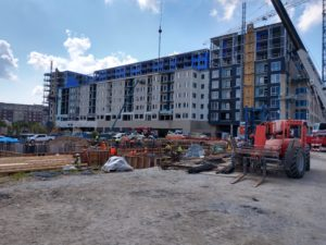 22 West Edge Construction